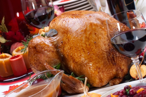 wine-with-thanksgiving-turkey